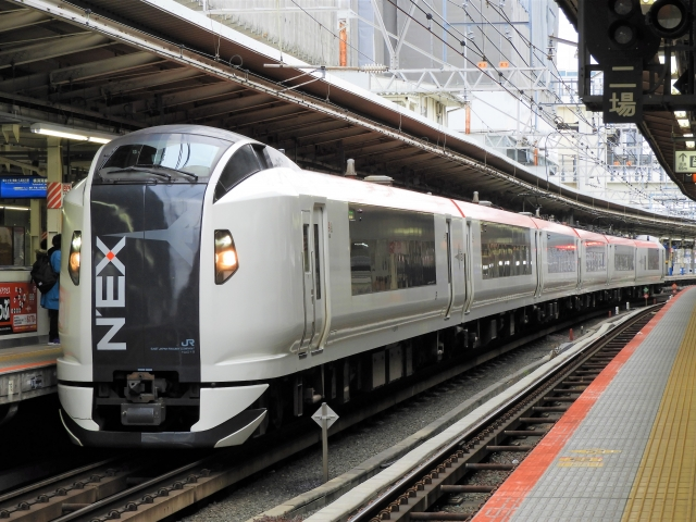 約90分鐘直達新宿站的N'EX成田特快列車。