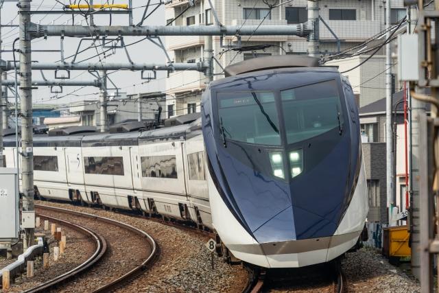 41分鐘直達上野站的Skyliner。